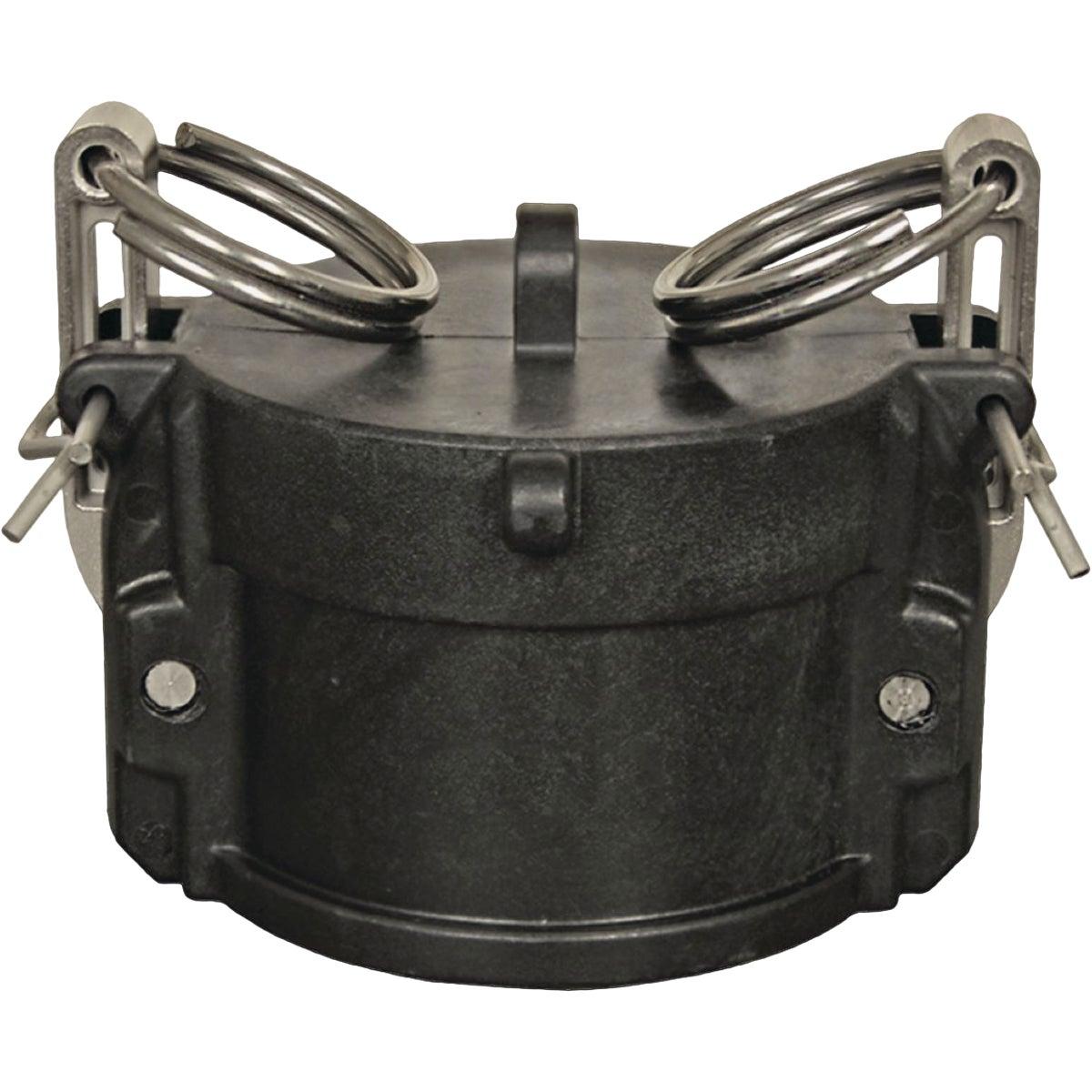 """2"""" PART """"DC"""" DUST CAP - 49030610 by Apache Hose Belting"""