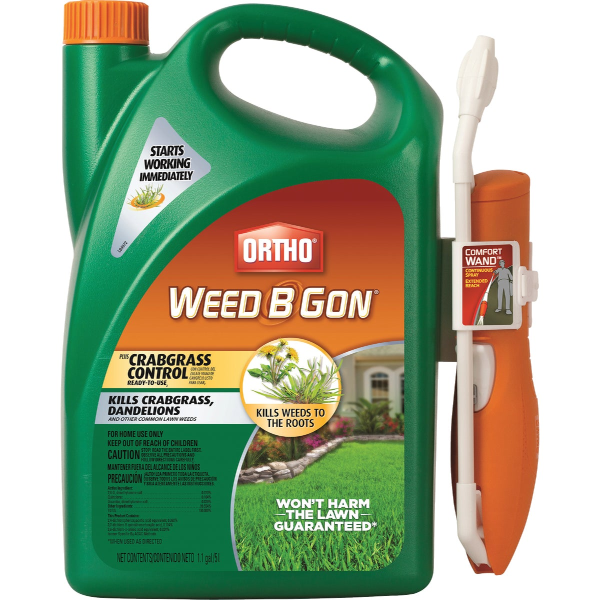 1.1GAL RTU WEED B GON