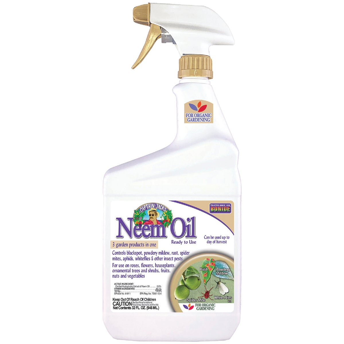 NEEM OIL RTU QT - 022 by Bonide