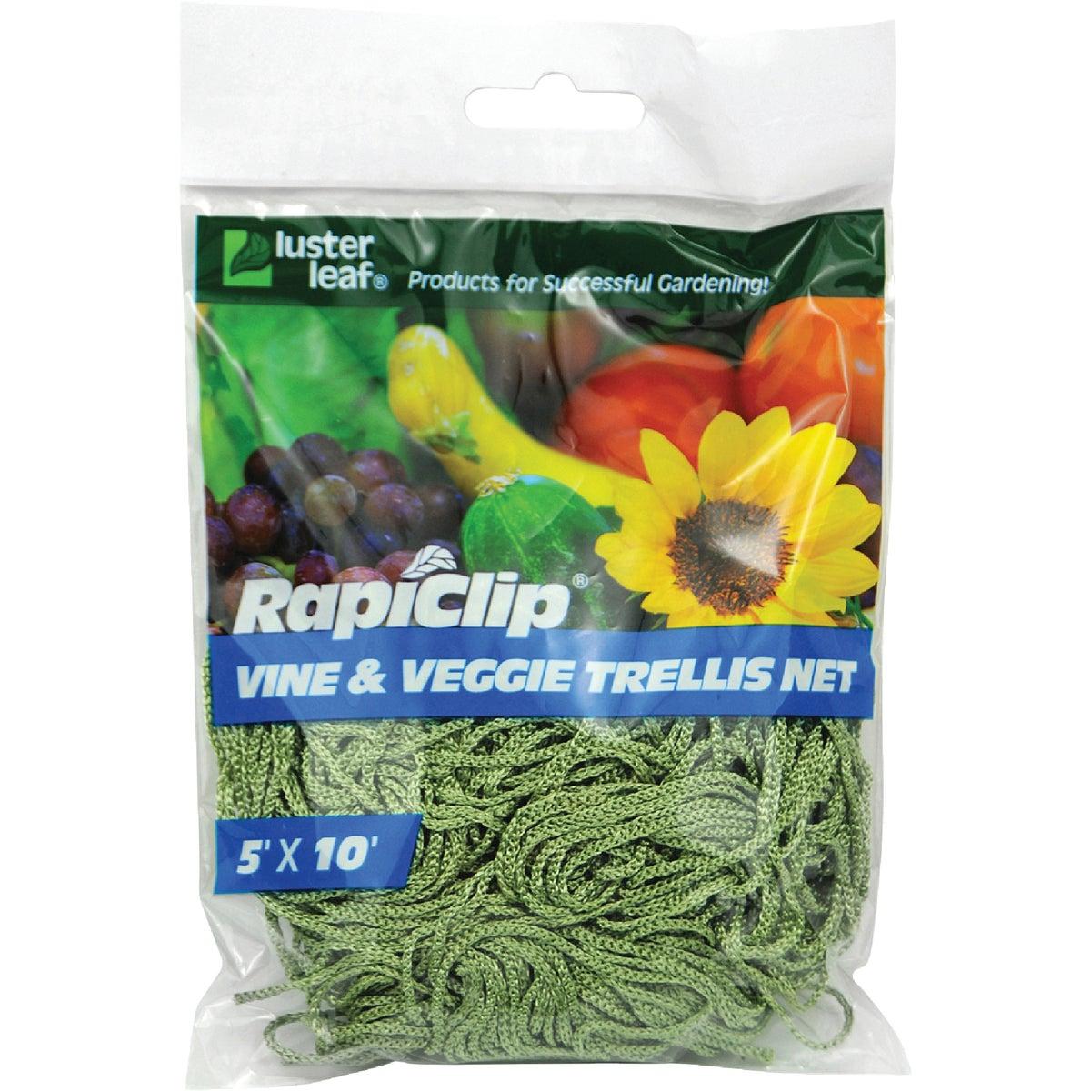 VINE/VEGGIE TRELLIS NET - 864 by Luster Leaf Prod Inc