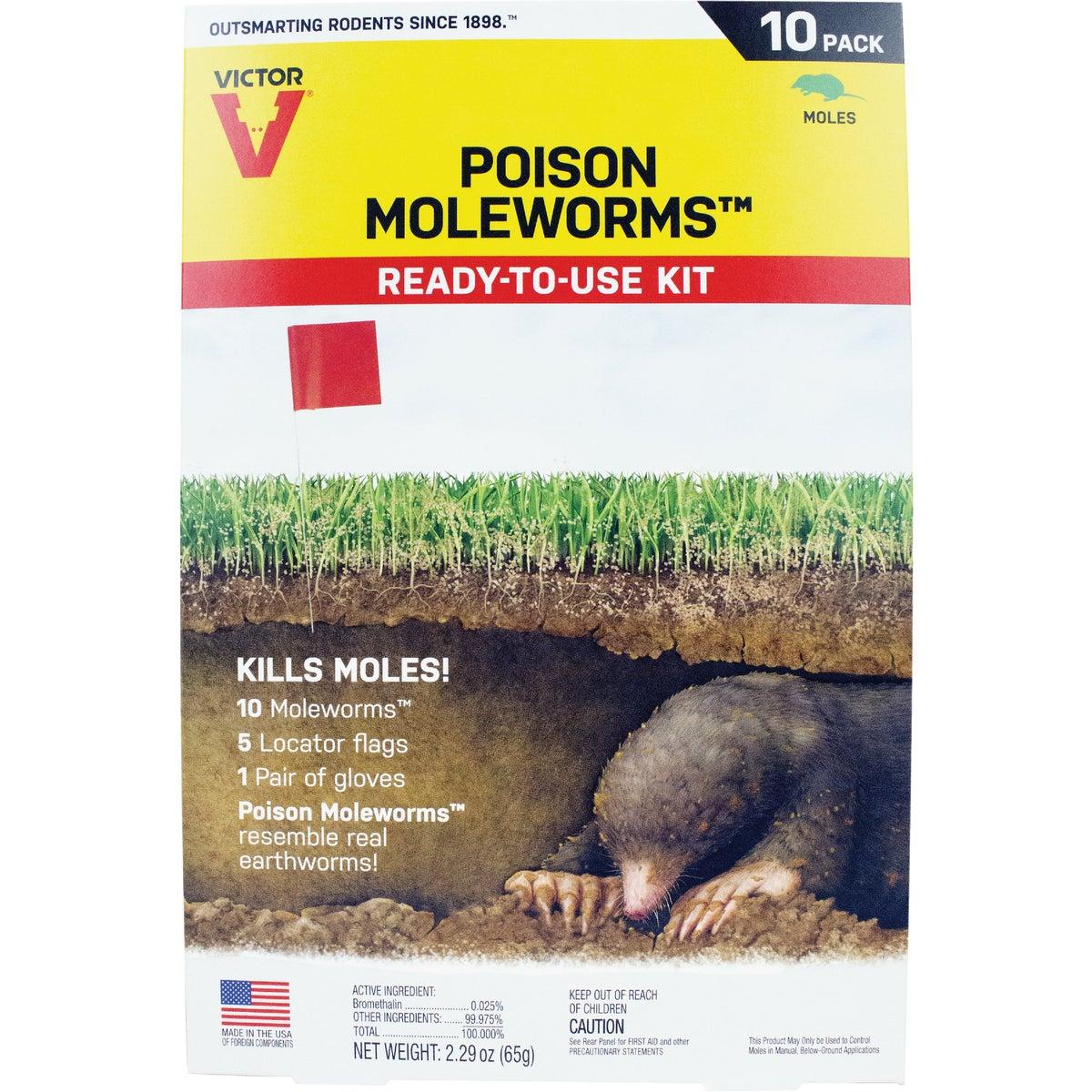 Sweeney'S Mole Worm 10Pk