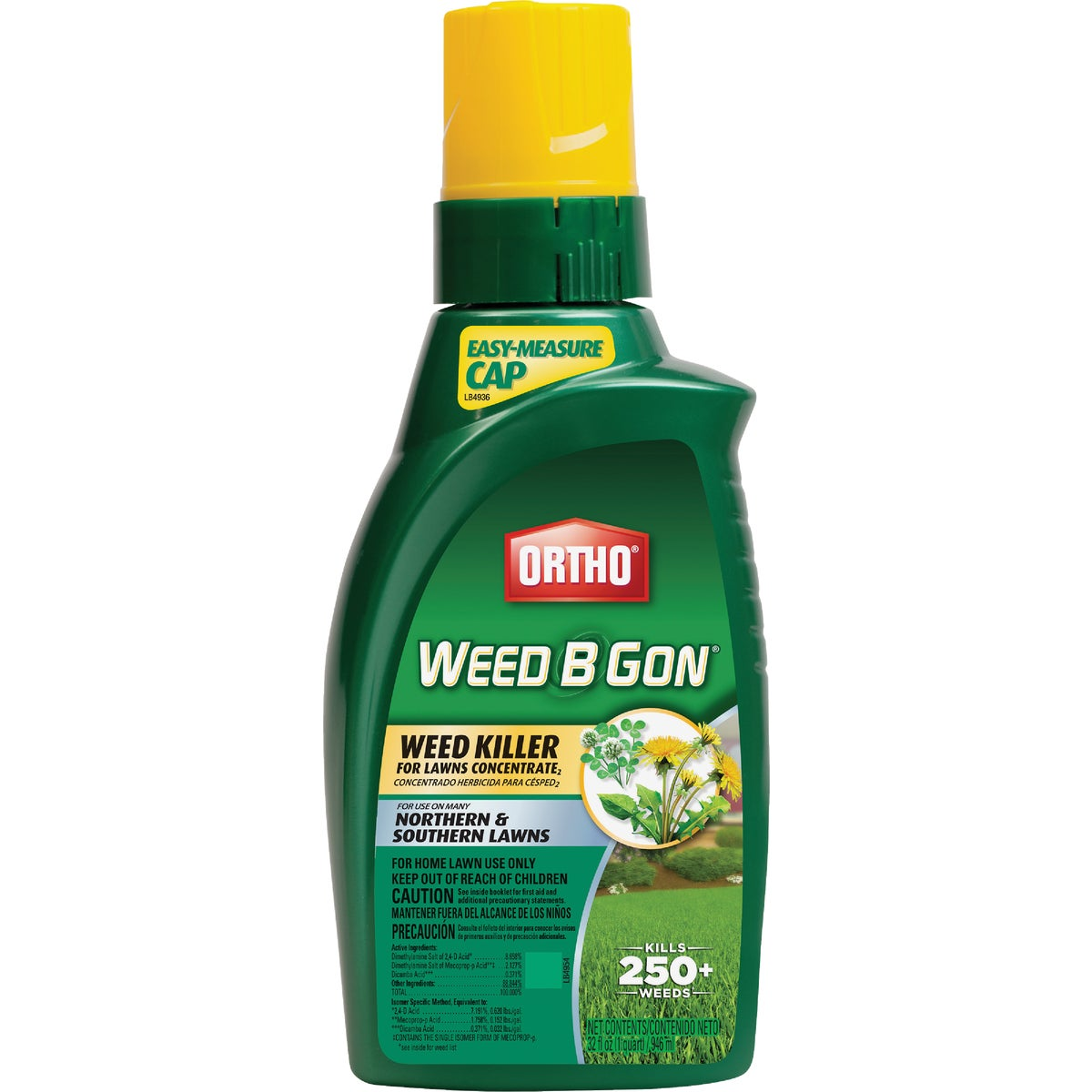 32OZ CONC WEED B GON - 0408010 by Scotts Company