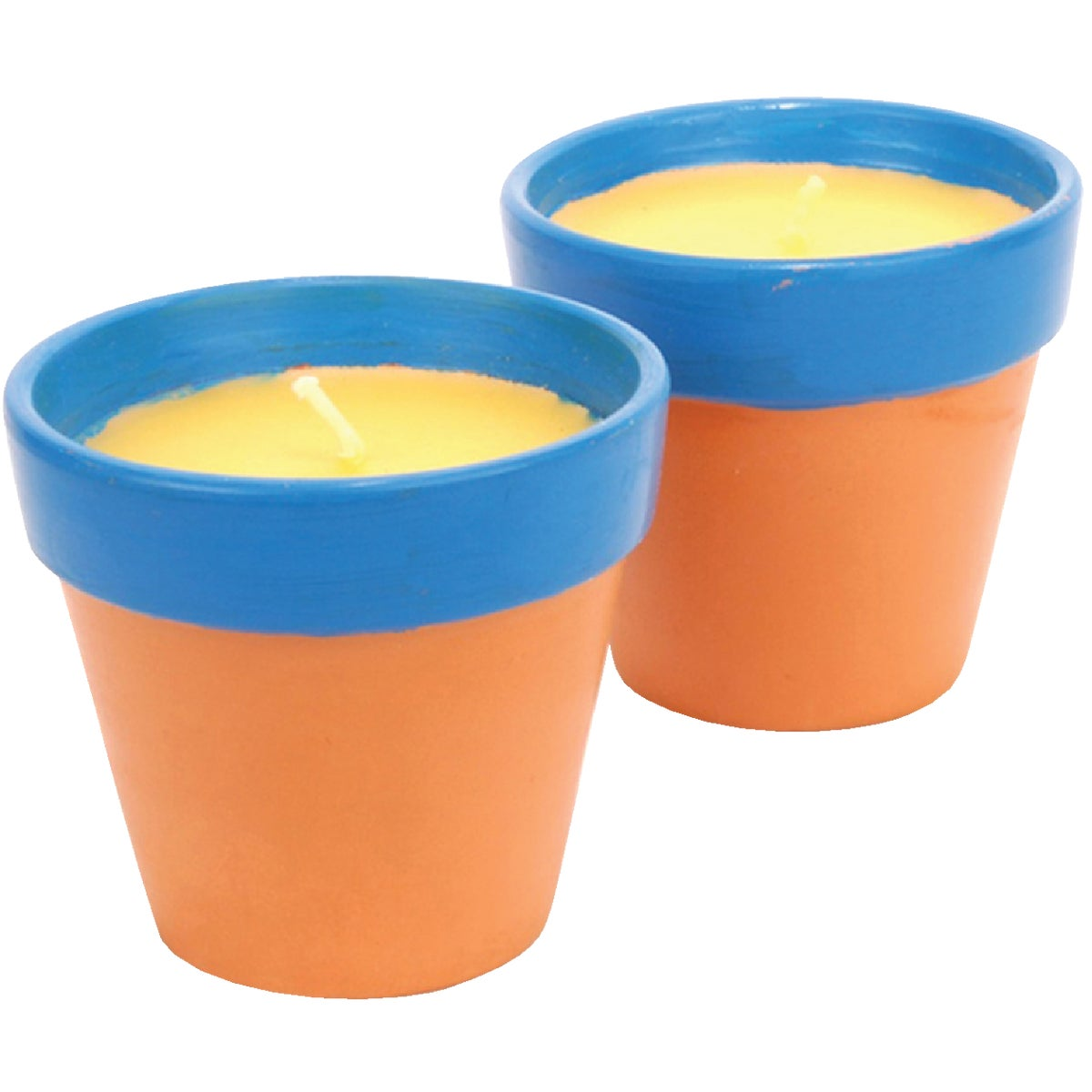 2PK TERRA CITRO CANDLE - JTPC2412 by Jay Trends