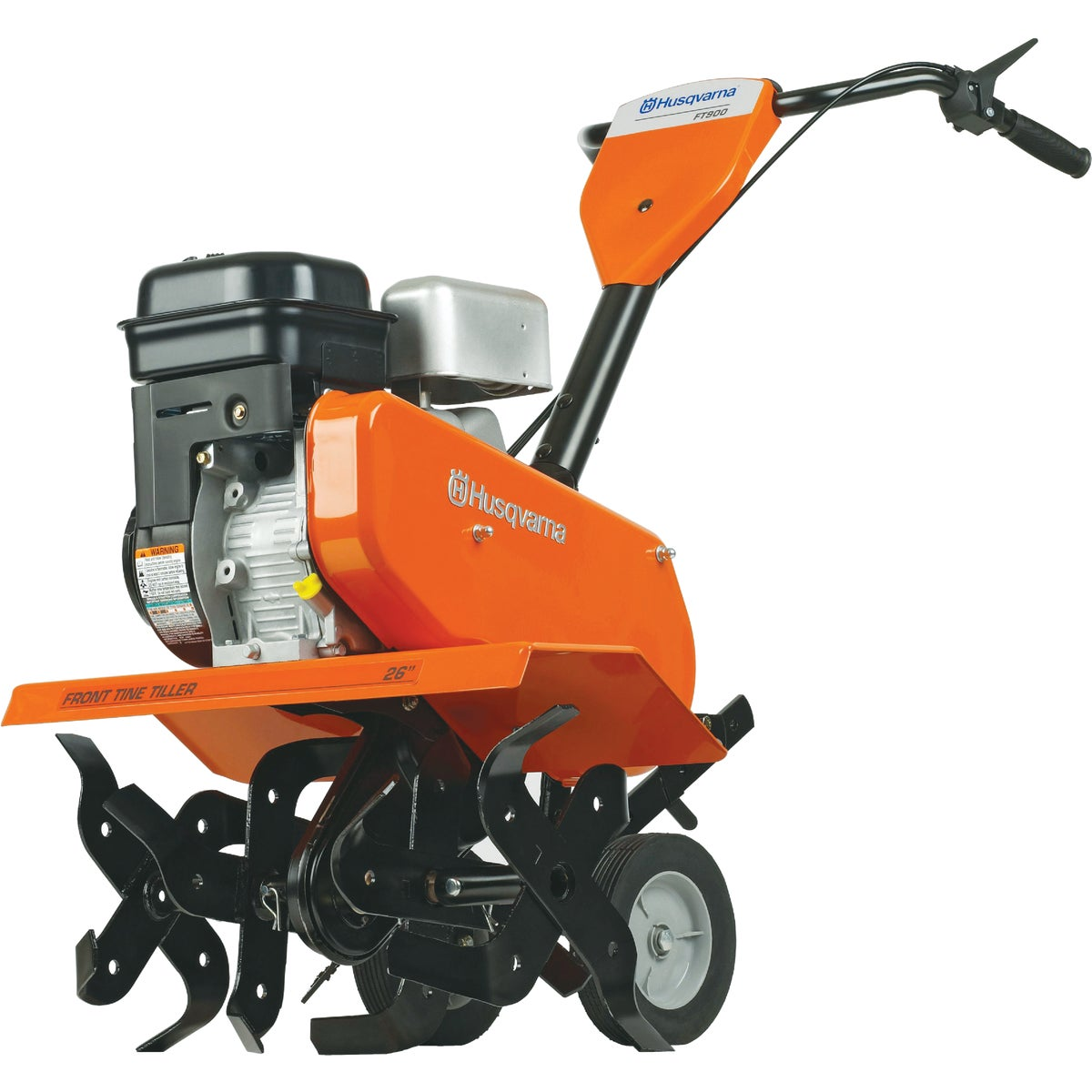 "26"" FRONT TINE TILLER - 960830009 by Husqvarna Outdoor"
