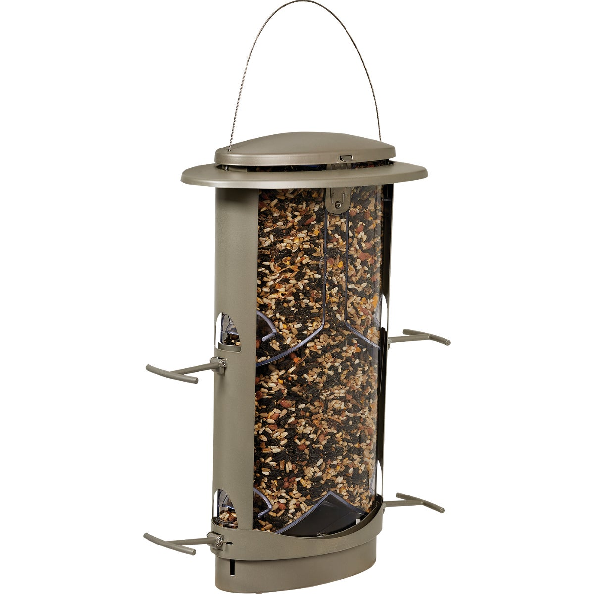 SQUIRREL X-1 BIRD FEEDER - 11 by Classic Brands