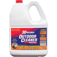 30 seconds Outdoor Cleaner Algae, Mold & Mildew Stain Remover, 2.5G30S