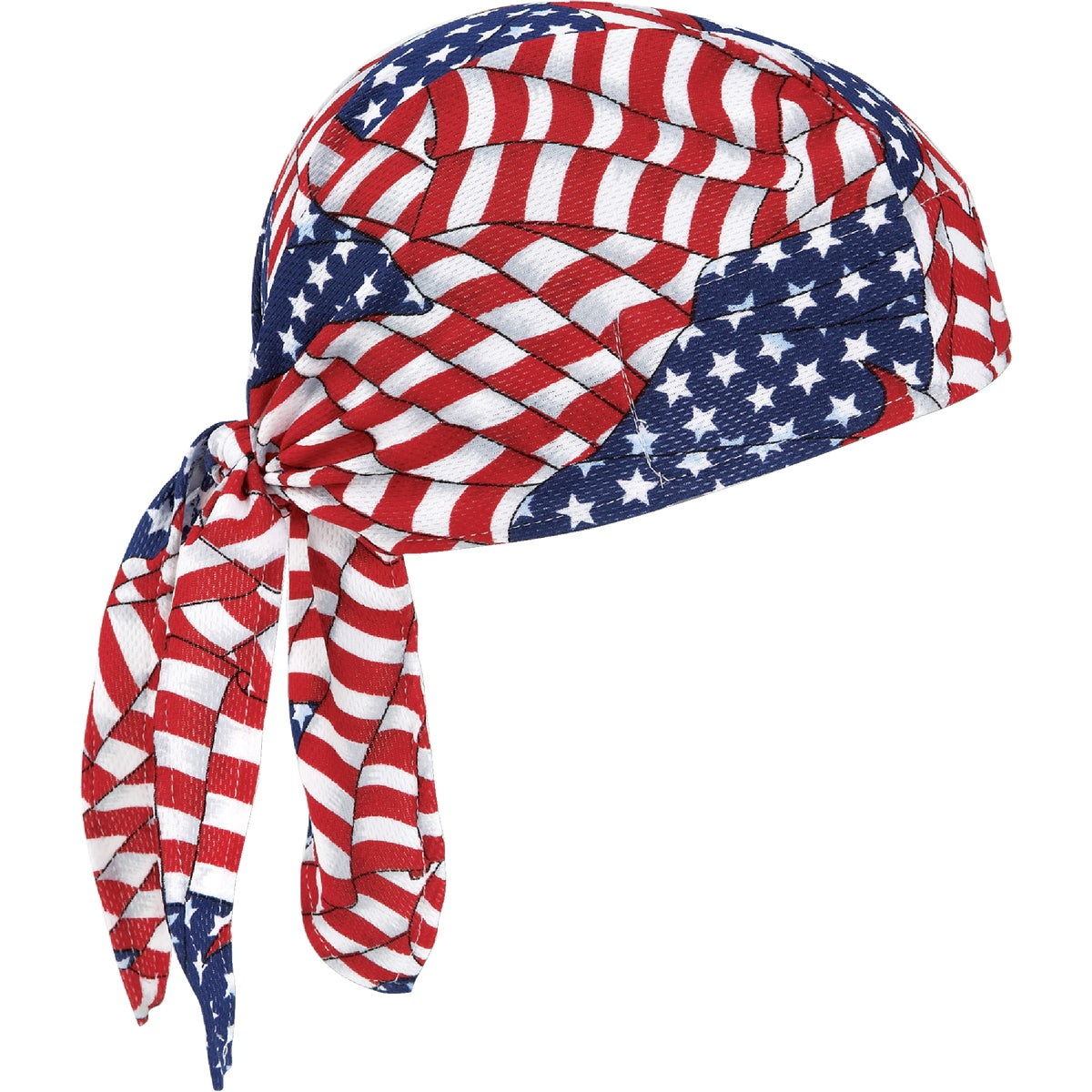 STARS STRIPES DEW RAG - 12477 by Ergodyne Incom