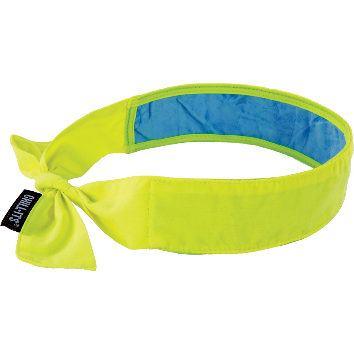 LIME COOL TOWEL BANDANA - 12566 by Ergodyne Incom