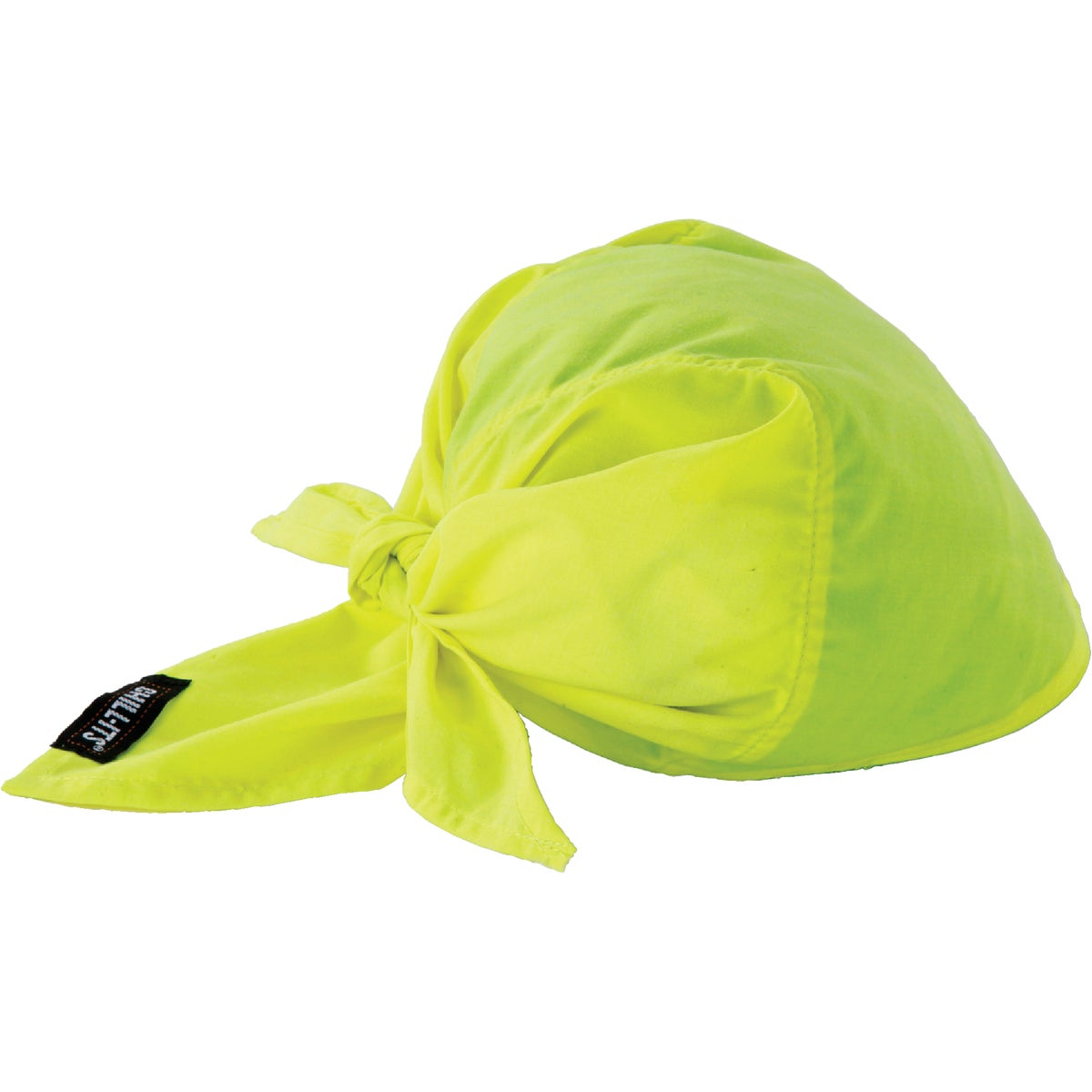 LIME COOL TRIANGLE HAT