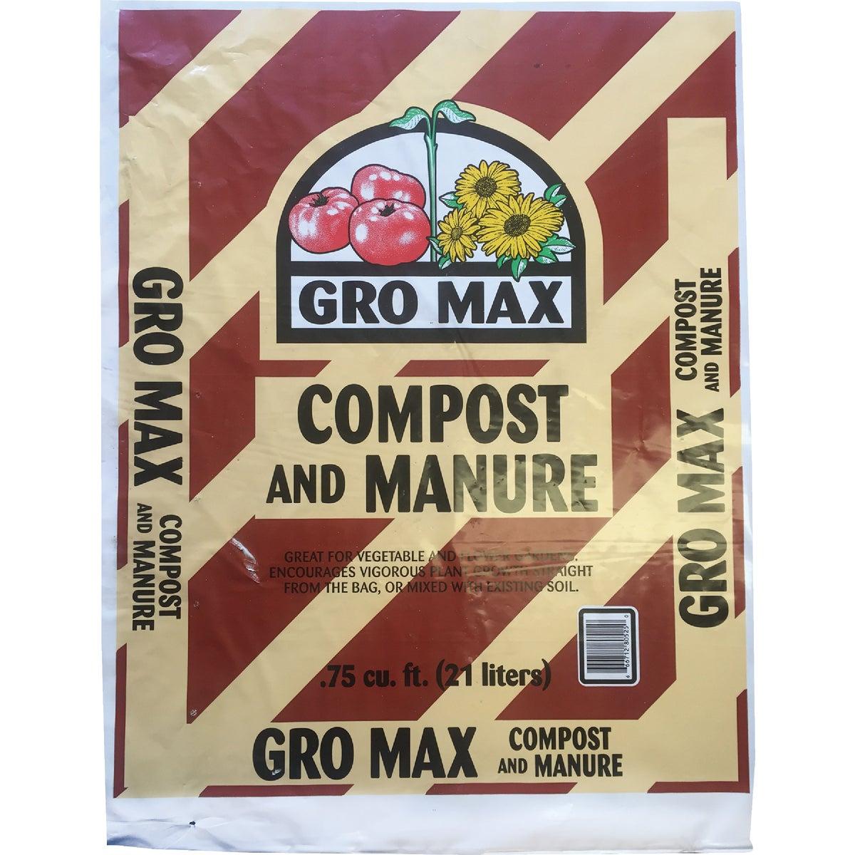 40LB COW MANURE - 034050 by Gromax L L C