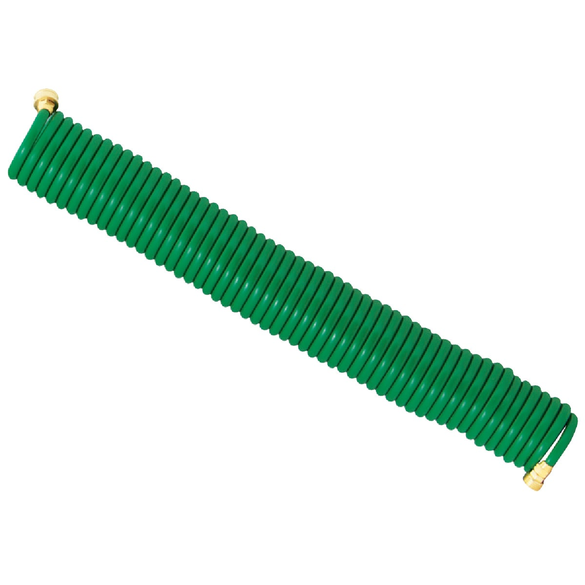 50' GREEN COIL HOSE - HR47AA2-G by Do it Best