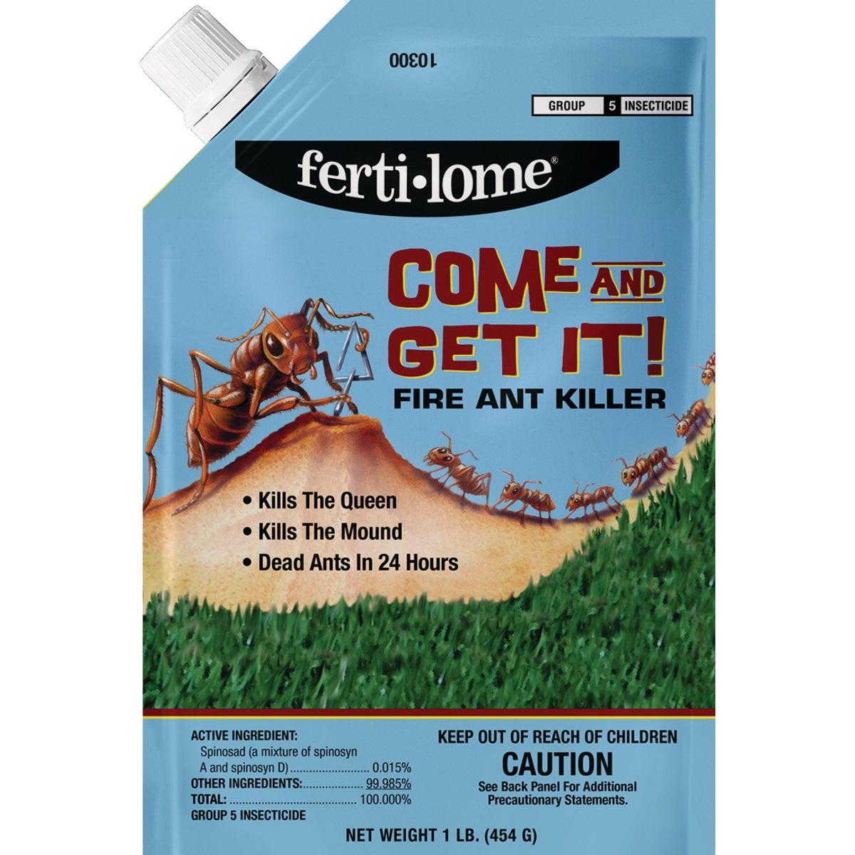 1LB FIRE ANT KILLER - 10300 by Vpg Fertilome