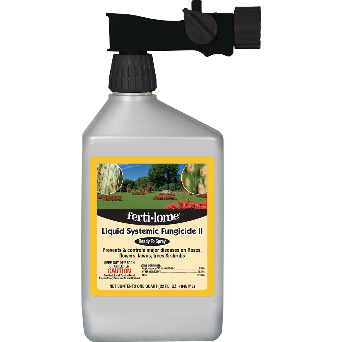 32OZ LIQ SYS FUNGICIDE - 11380 by Vpg Fertilome