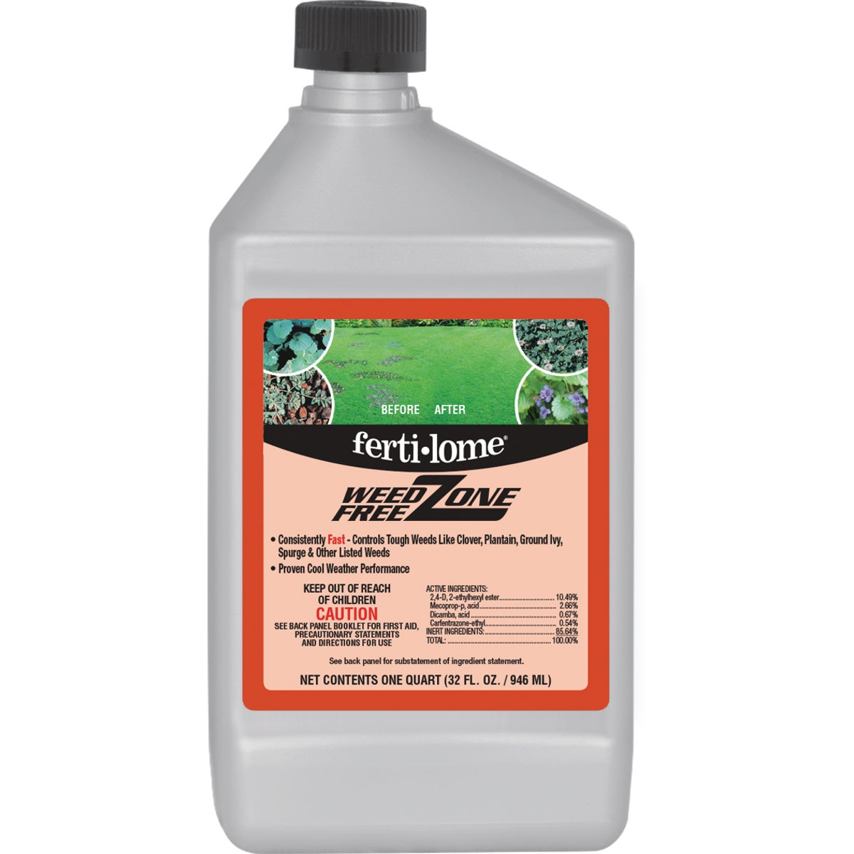 32OZ WEED-FREE ZONE - 10525 by Vpg Fertilome