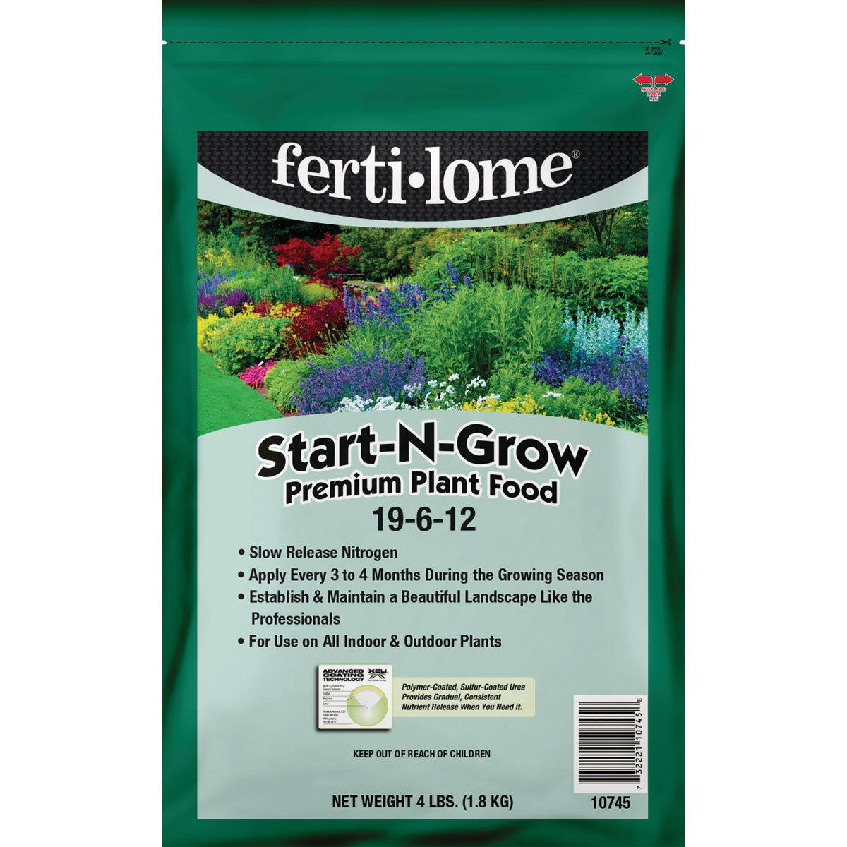 4LB PREMIUM PLANT FOOD - 10745 by Vpg Fertilome