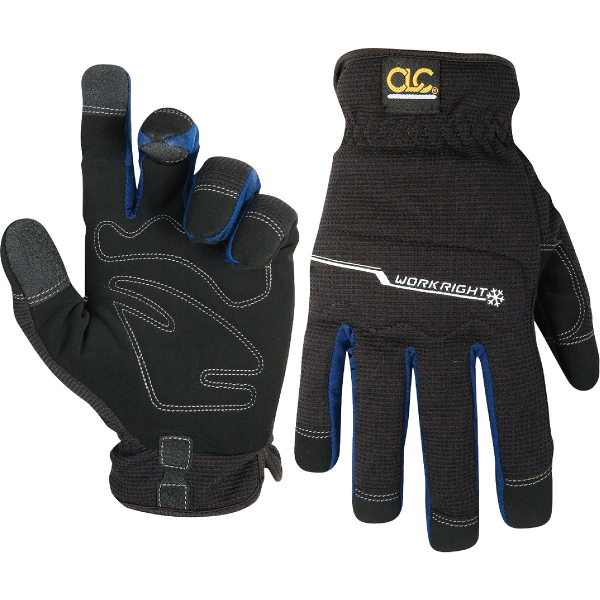 LRG WNTR WORKRIGHT GLOVE - L123L by Custom Leathercraft