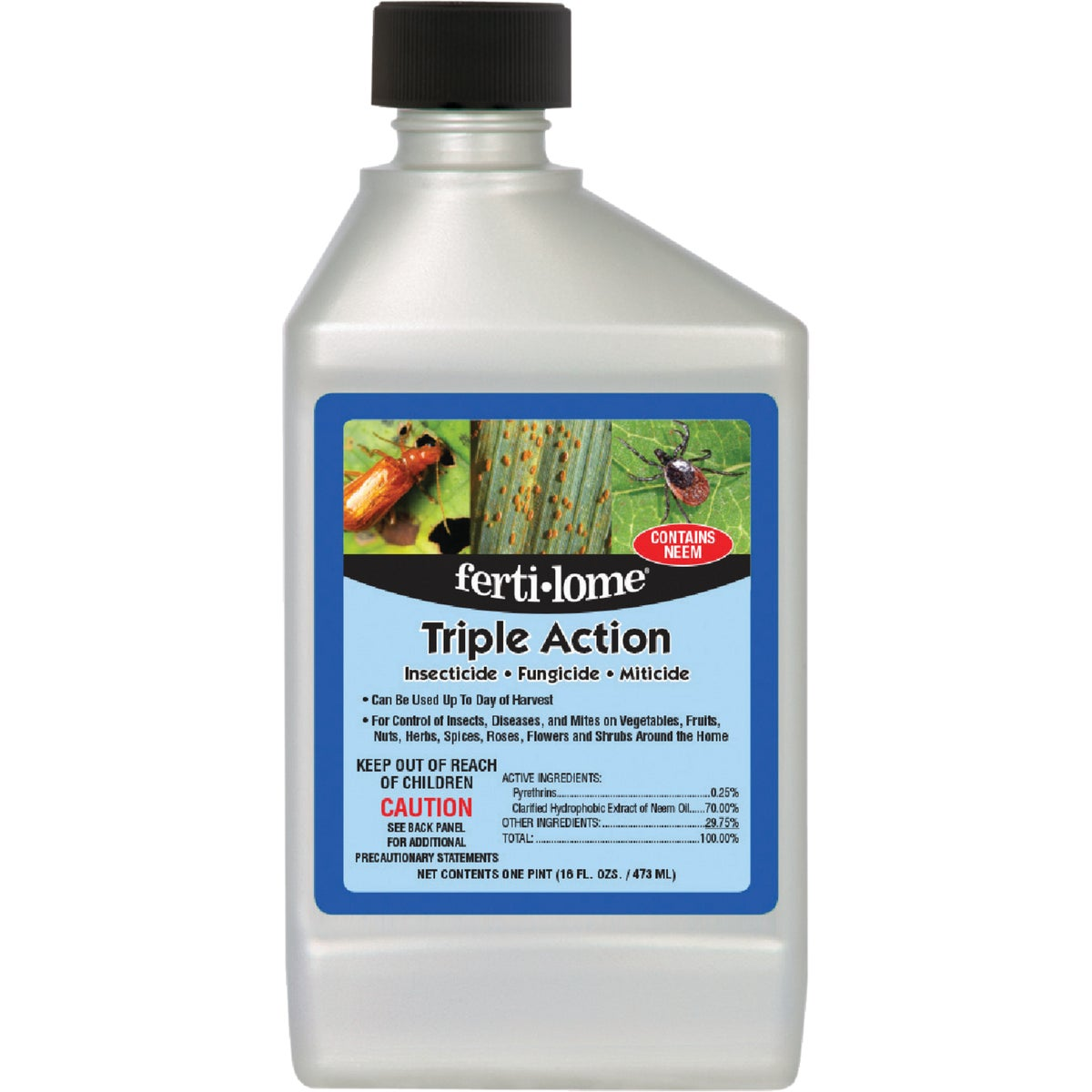 16OZ TRIP ACTION PLUS II - 12245 by Vpg Fertilome