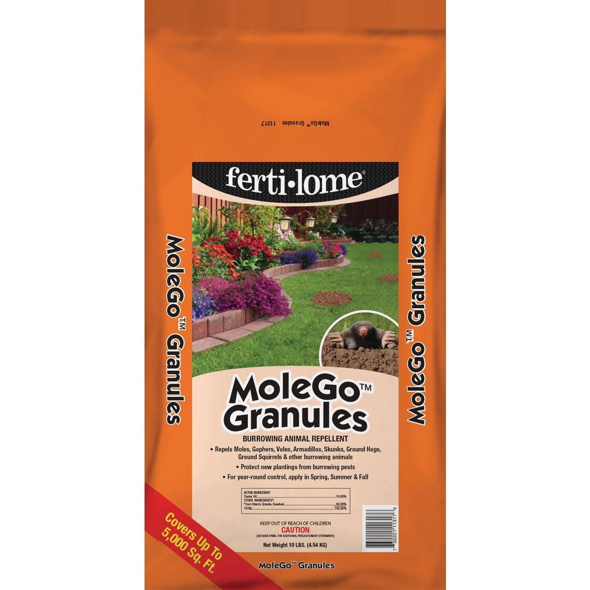 10Lb Granules Molego