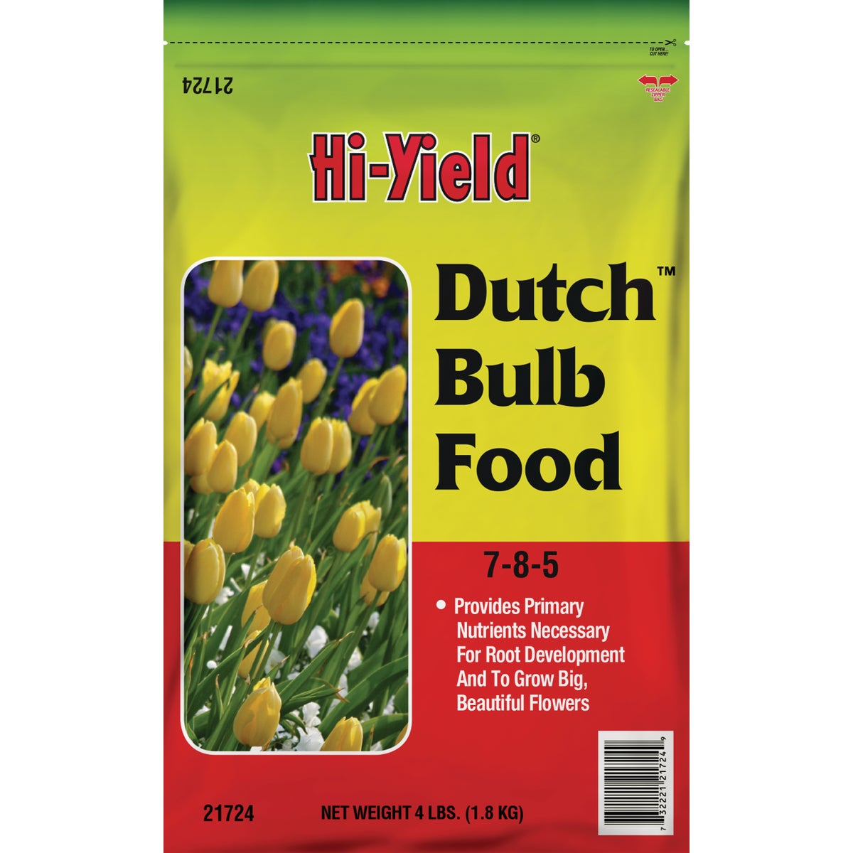4LB DUTCH BULB FOOD