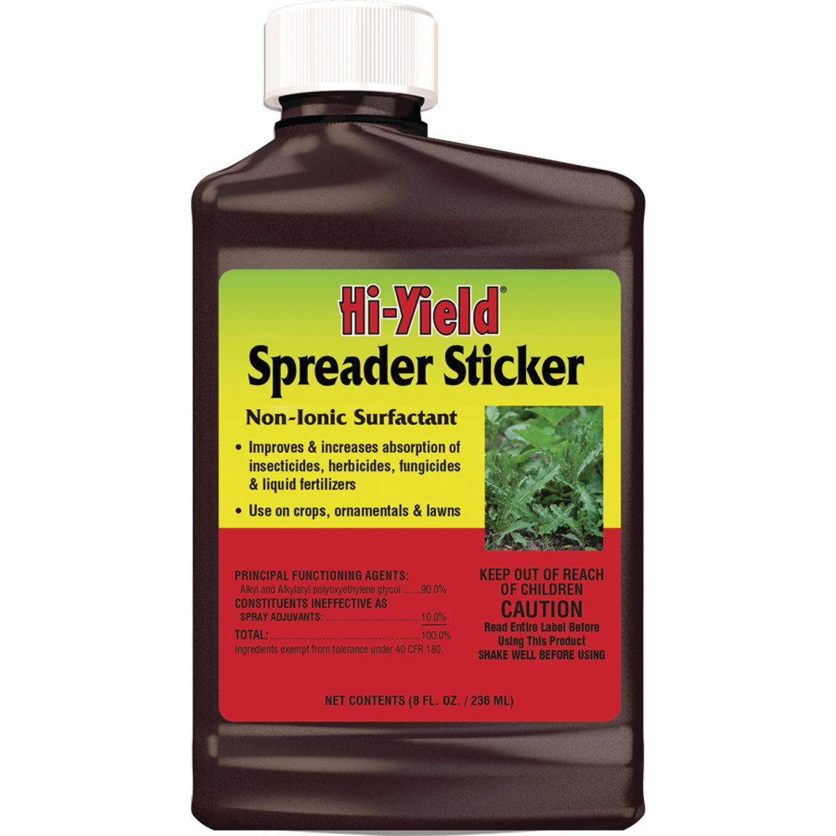 8OZ SPREADER STICKER - 31061 by Vpg Fertilome