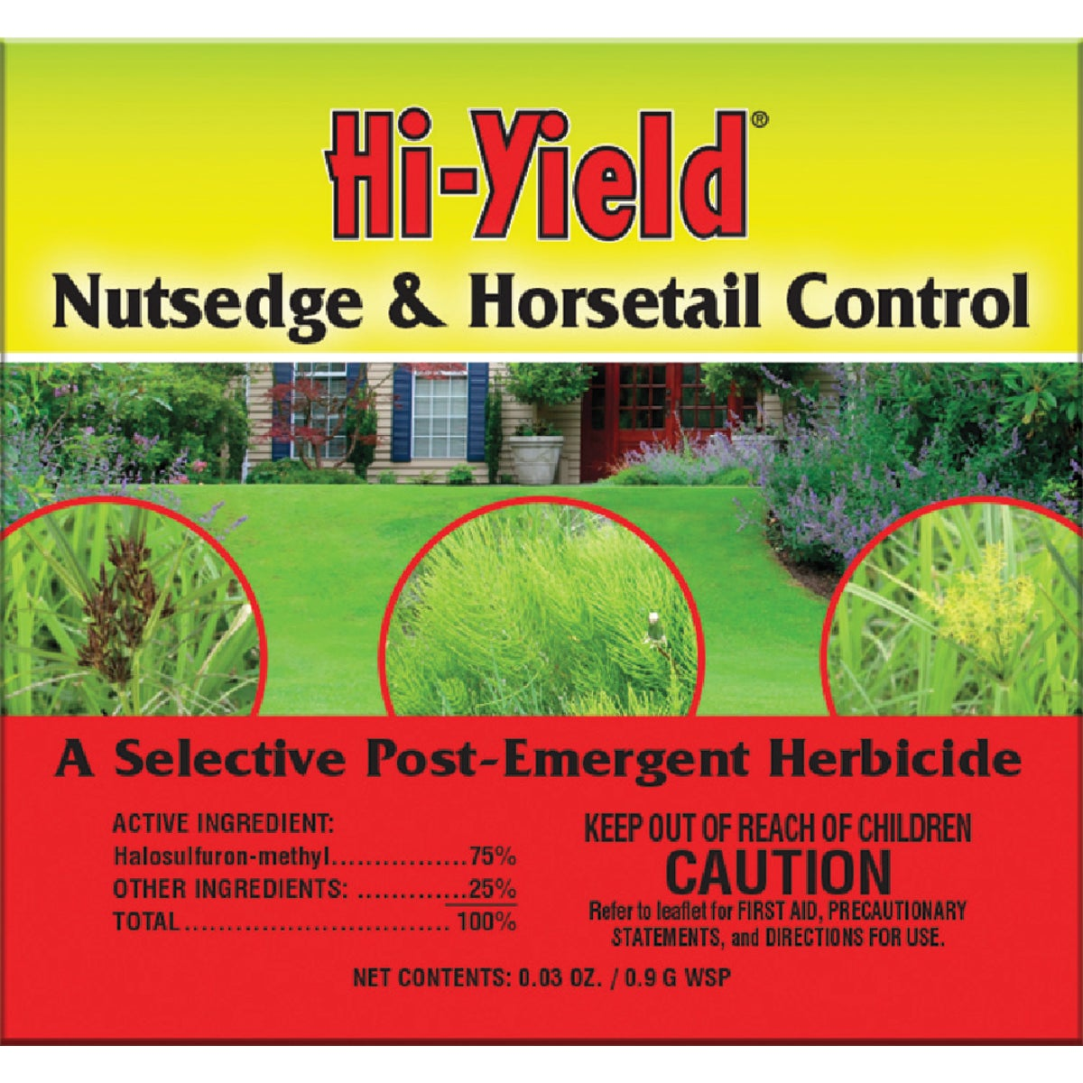 .03OZ NUTSEDGE CONTROL - 31140 by Vpg Fertilome