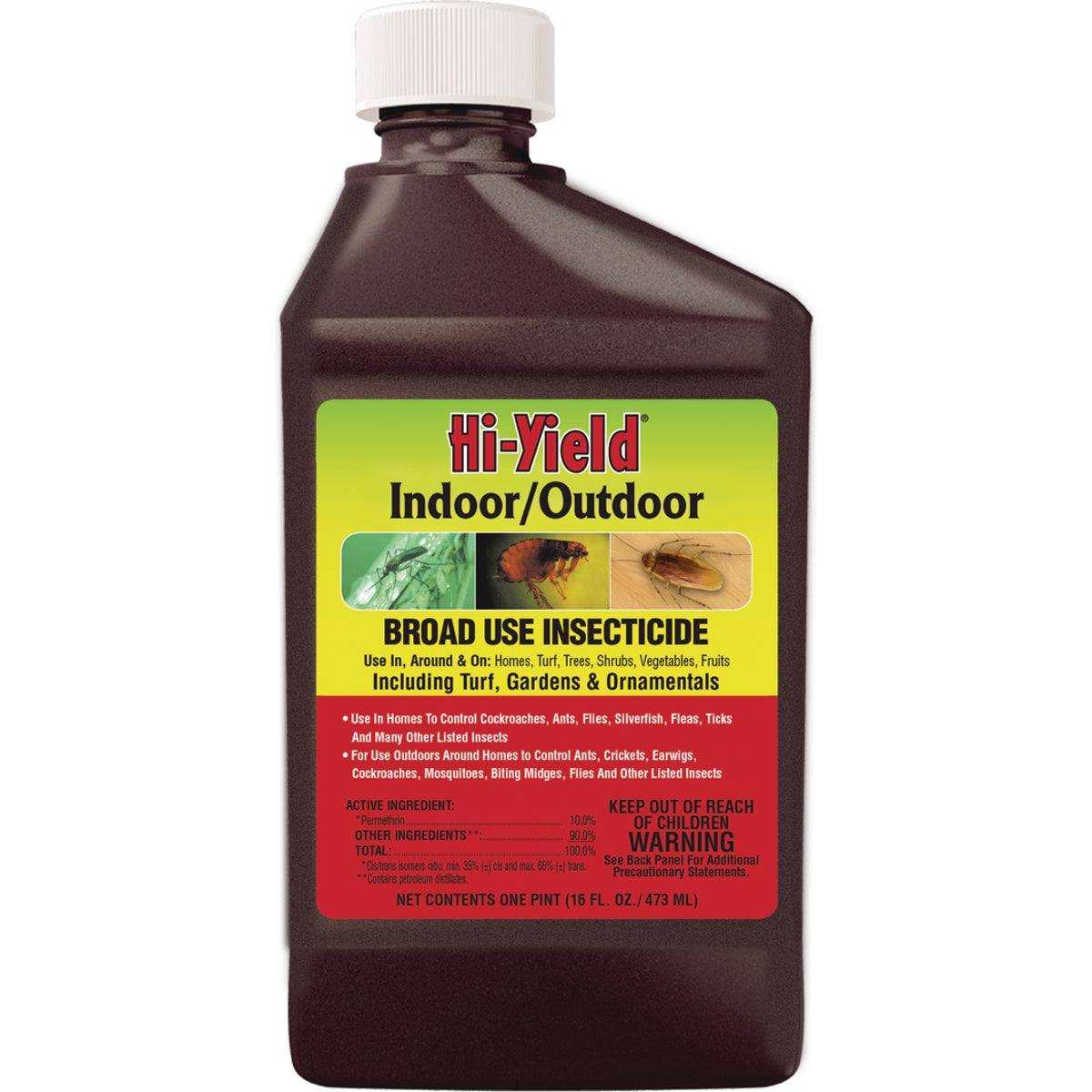 16OZ IN/OUT INSECTICDE - 32009 by Vpg Fertilome