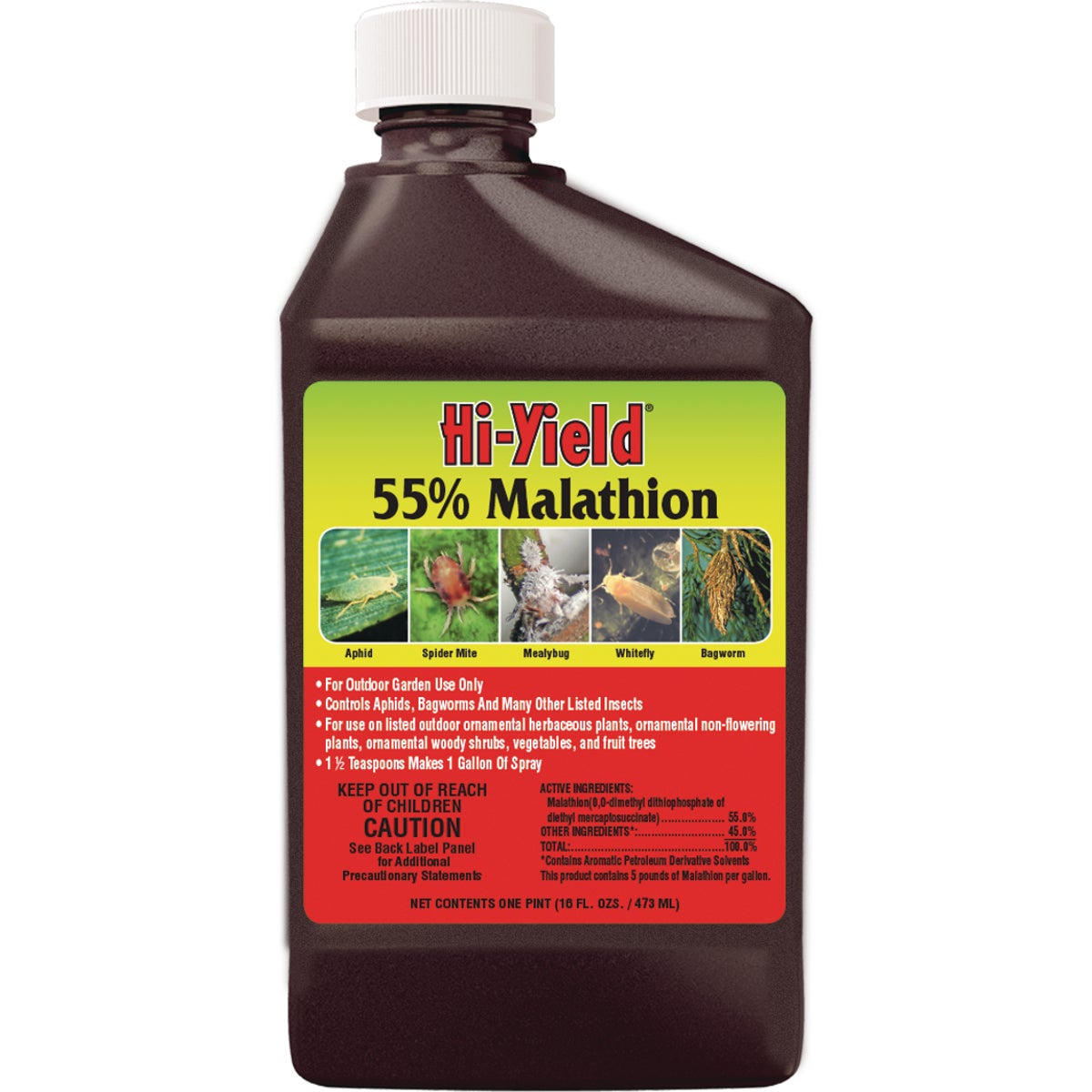 16OZ 55% MALATHION SPRAY - 32028 by Vpg Fertilome