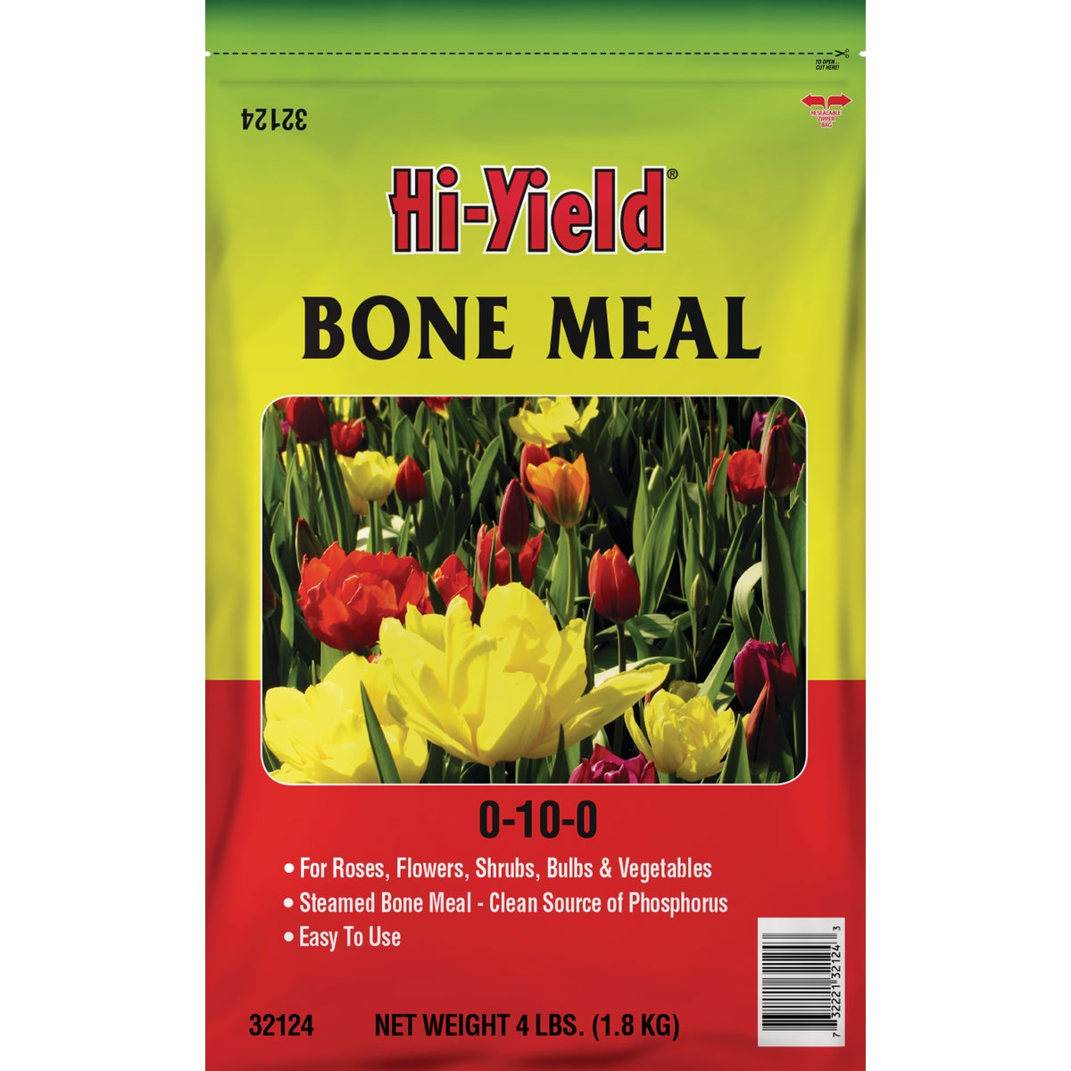 4LB BONE MEAL - 32124 by Vpg Fertilome