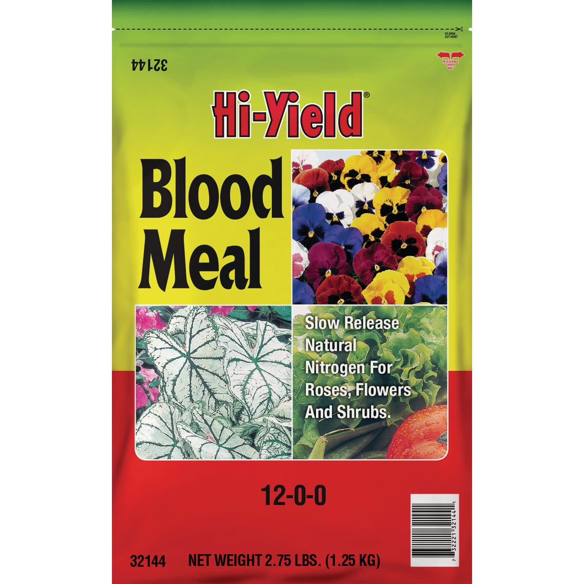 2.75 BLOOD MEAL - 32144 by Vpg Fertilome
