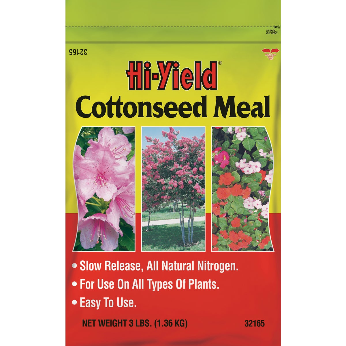 3LB COTTONSEED MEAL - 32165 by Vpg Fertilome