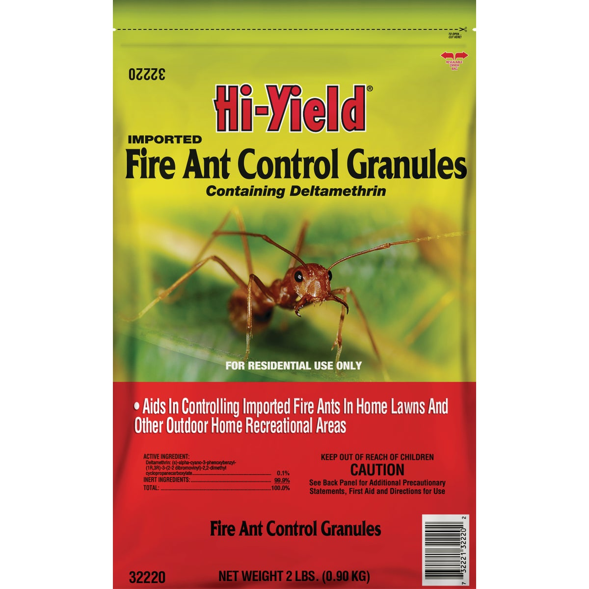 2LB FIRE ANT CTRL GRAN - 32220 by Vpg Fertilome
