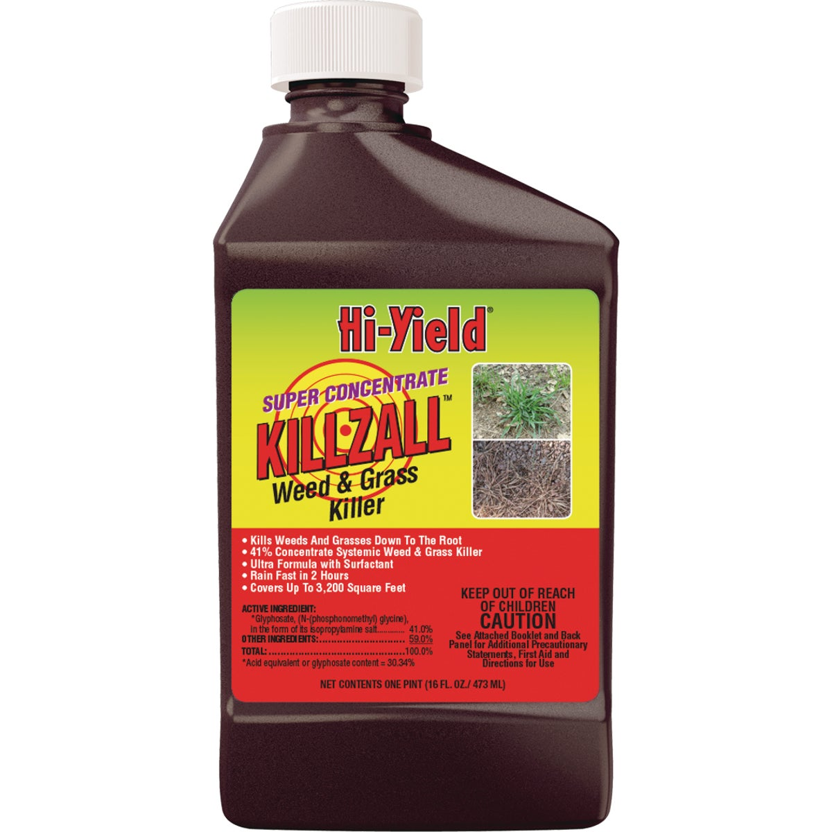 16OZ WD & GRASS KILLER - 33691 by Vpg Fertilome
