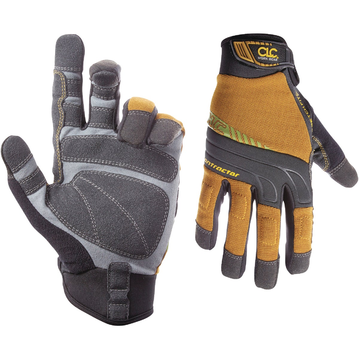 XL CONTRACTOR GLOVE - 160XL by Custom Leathercraft
