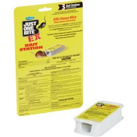Just One Bite Disposable Mouse Bait Station, 100528604