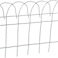Do it Best Imp/Fence GREEN FLOWER BED BORDER 700789