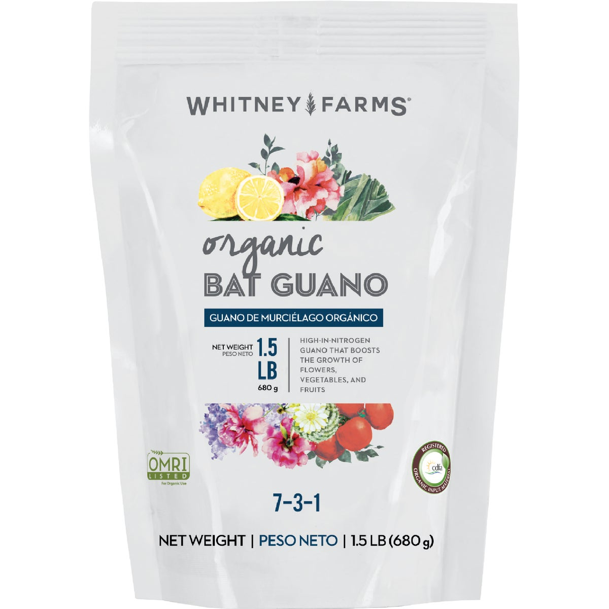 1.5lb Wf Bat Guano - 109161 by Scotts Company