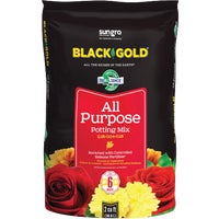 Black Gold All Purpose Potting Soil, 1410102.CFL002P