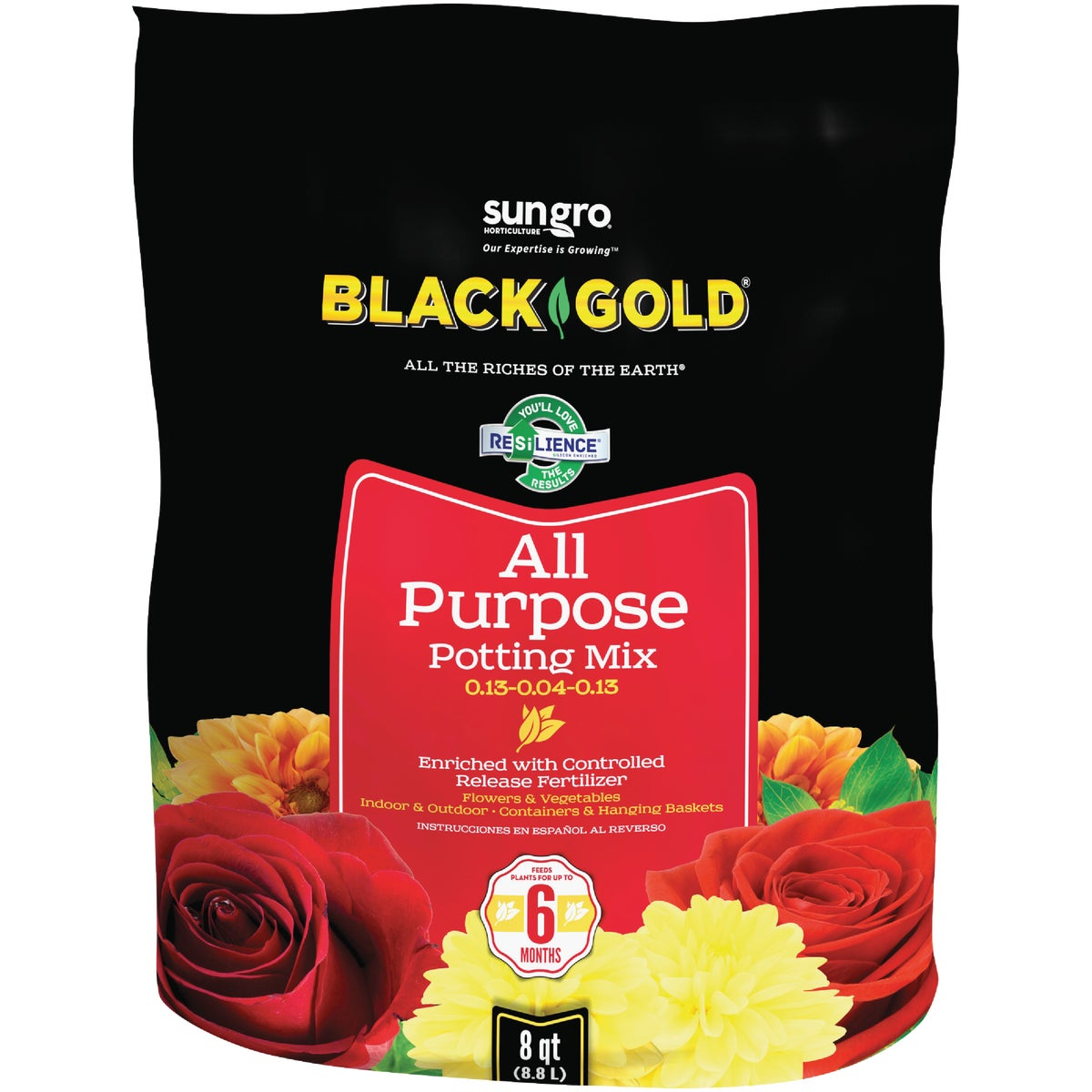 8QT BG ALL PURP SOIL - 1410102.Q08P by Sun Gro Horticulture