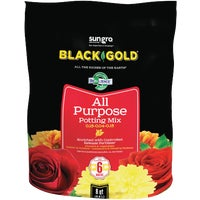 Black Gold All Purpose Potting Soil, 1410102.Q08P