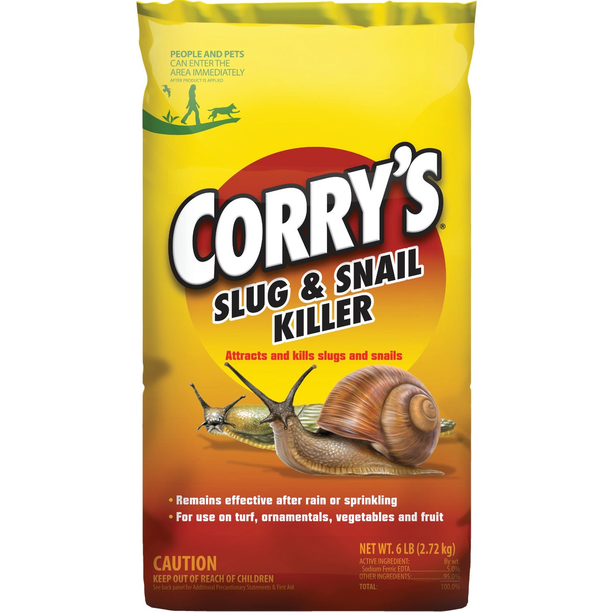 6LB SLUG & SNAIL KILLER - 100511481 by Excel Marketing