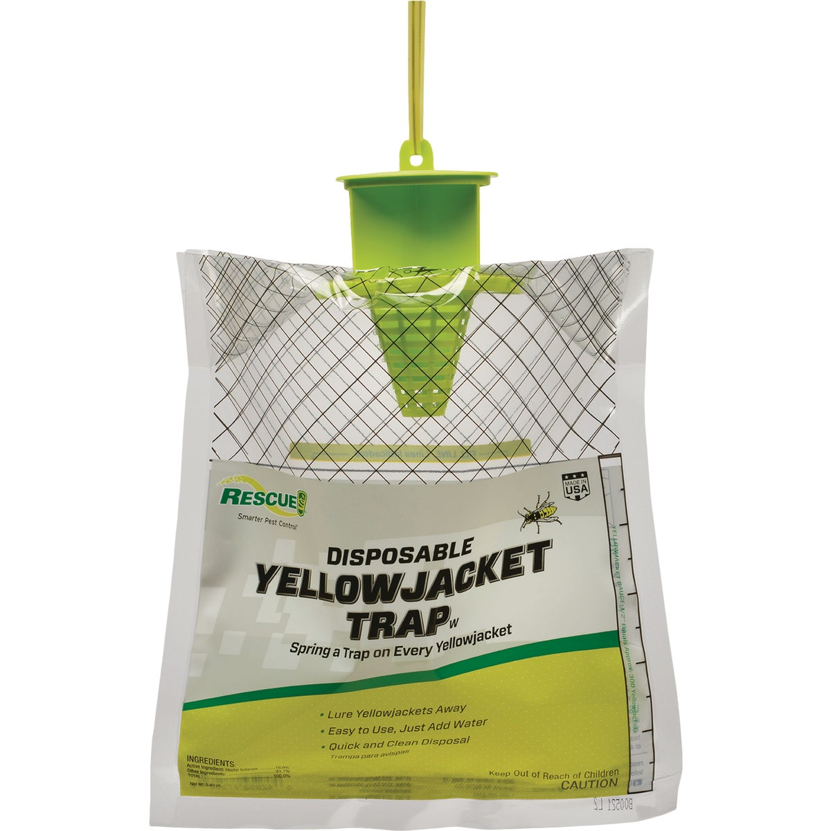 DISPOS YELLOWJACKET TRAP - YJTD-DB12-W by Sterling Intl