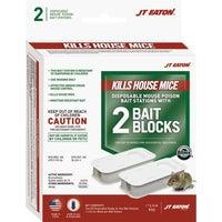 JT Eaton Disposable Mouse Bait Station, 932