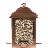 Perky-Pet Antique Copper Lantern Bird Feeder, 365