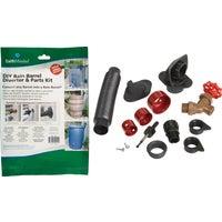 Earth Minded DIY Rain Barrel Diverter Kit, F-RN026