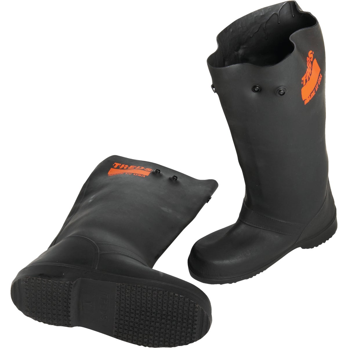 "17"" L/XL TRED RUBBR BOOT - 17855 by Advantage Prod Treds"