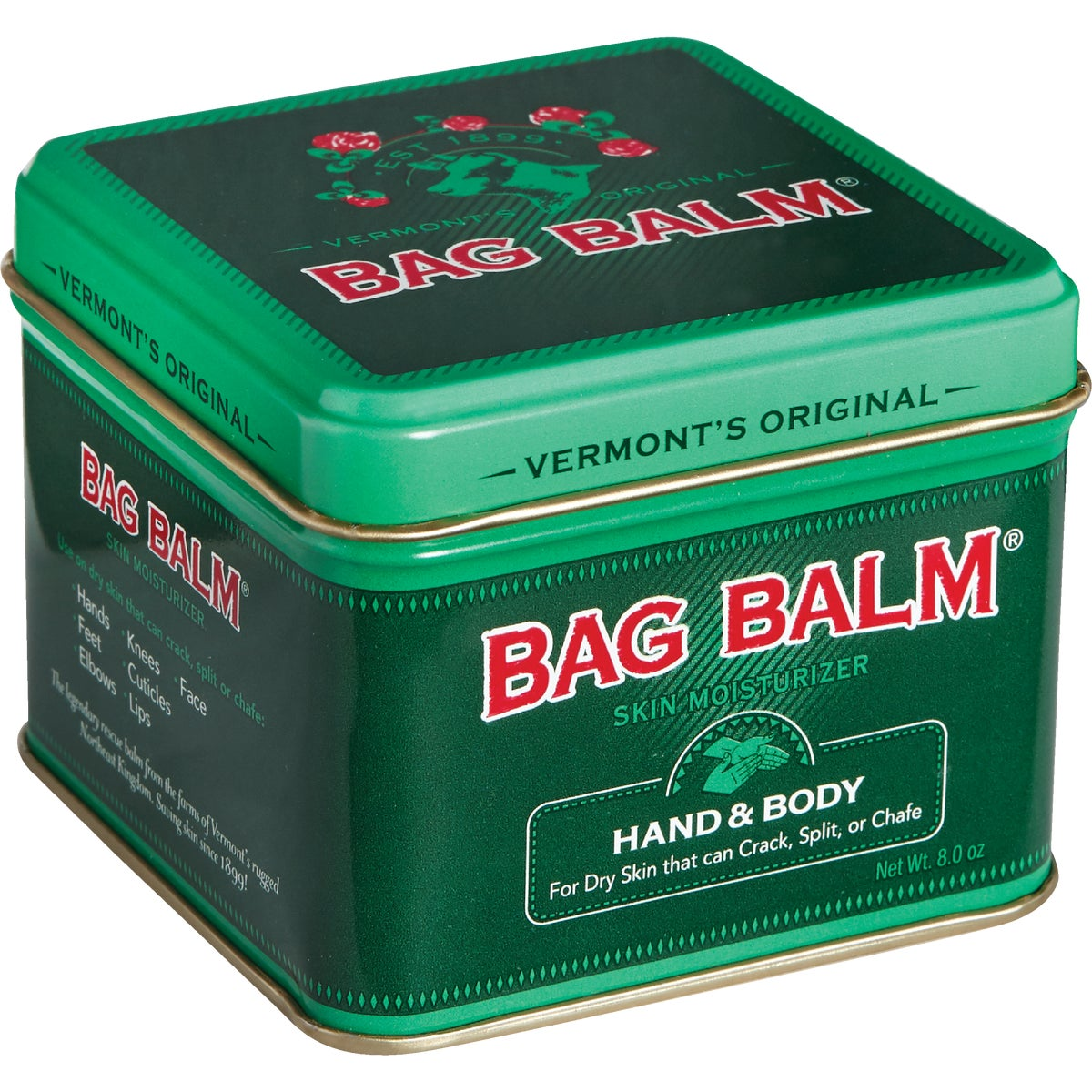 8OZ BAG BALM OINTMENT - BB8 by Dairy Association