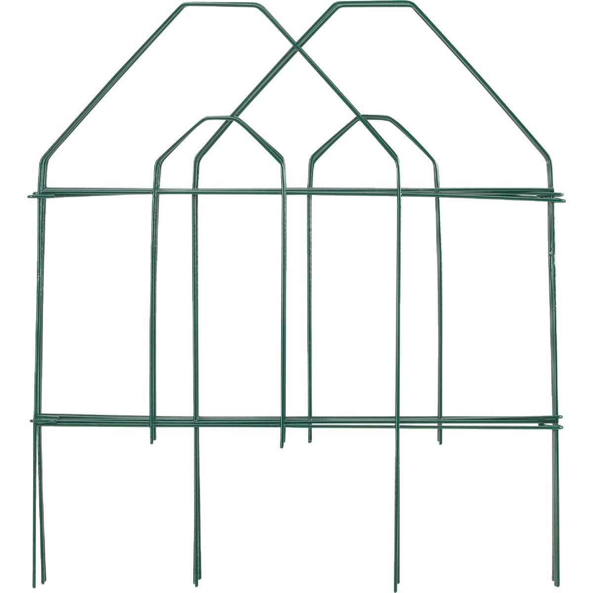 18X8 GREEN FOLDING FENCE - 701033 by Do it Best