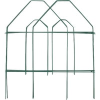 18X8 Green Folding Fence