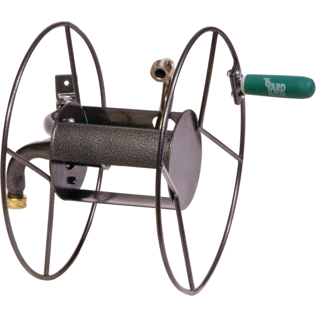 WALL MOUNT HOSE REEL - SRM-90 by Lewis Lifetime Tools