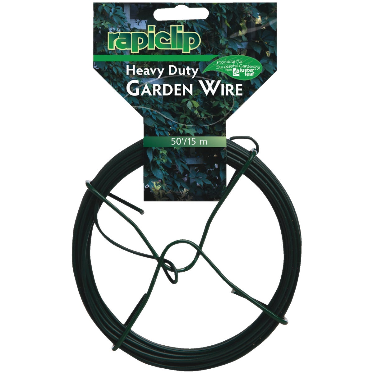 HEAVY DUTY GARDEN WIRE - 834 by Luster Leaf Prod Inc